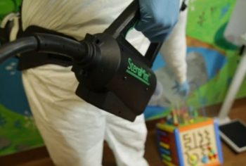Daycare and nursery disinfection service