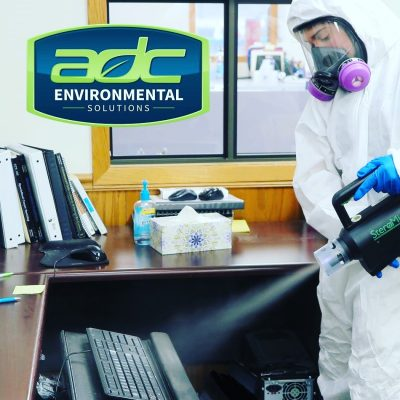 Office disinfection service